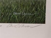 """Signed David Lanier """"Foggy Morning-Lemon Pointer"""""""