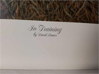 "Signed David Lanier ""In Training"" A.P. Print #11"