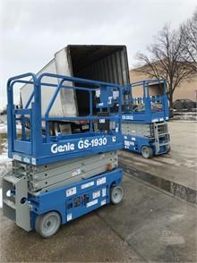 2013 GENIE GS1930 at MachineryTrader.com