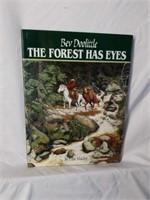 "SIGNED Bev Doolittle ""The Forest Has Eyes"" Book"