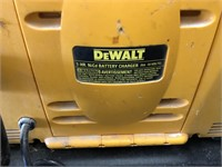 DeWalt portable radio