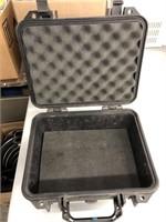 Pelican 1400 water tight plastic case