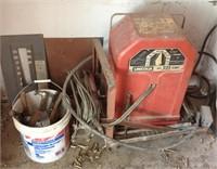 Lincoln 225 amp arc welder