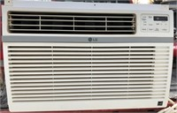 LG 12,000BTU window air conditioner with remote