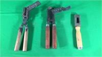 3- Bullet Moulds