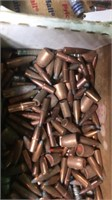 Assorted Caliber Bullets