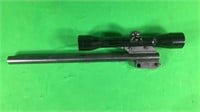 ".22 WMRF Thompson/Center Contender 14""Barrel"