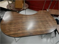 U-Shaped Desk