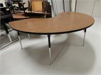 U-Shaped Desk