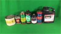 Assorted Partial Containers Of Shotgun Powder