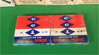 6- Full & 1- Partial Boxes Of Shotshell Primers