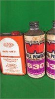 Assorted Partial Containers Of Smokeless Powder