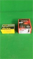 35 Cal. Assorted Partial Boxes Of Bullets