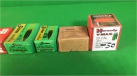 .22 Assorted Partial Boxes Of Ammo