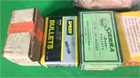 8mm Assorted Partial & Full Boxes Of Bullets