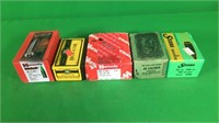 .30 Cal. Assorted Partial Boxes Of Bullets