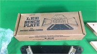 Lee Bench Plate for Instant Press Change