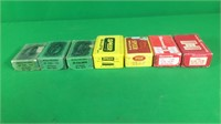 .25 Cal.- Assorted Partial Boxes Of Bullets