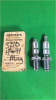 300 H-H Mag. Herter's F L 2 Die Set