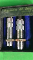 7mm Lyman A-A 2- Die Rifle Set