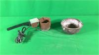 Electric Pro Pot 2 & Melting Pot