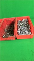 5- Containers Of Bullets- Unknown Caliber/Grain