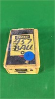 .457 Ball Bullets- Partial Box