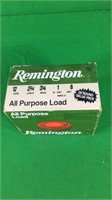 12Ga. Remington All Purpose Shot Shells
