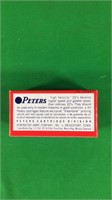 .22LR Peters Golden Bullet Hollow Point Ammo