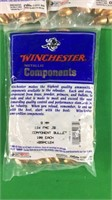 9mm Winchester Component Bullets-124 FMC JB