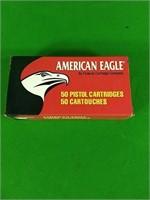 American Eagle 40 S&W 165 GR FMJ Ball