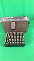 .223 Ammo- 100 Rounds In a Metal Ammo Can