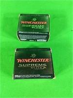 Winchester Supreme Elite 40 S&W 180 GR JHP -x2