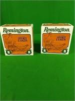 "Remington All Purpose Sport loads 12 Ga 2 3/4"" -x2"