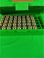 40 S&W reloaded ammunition