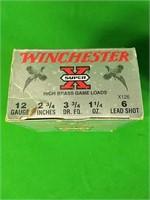 """Winchester 12 ga 2 3/4"""" -x2"""