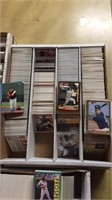 3- Boxes Of Assorted Sports Cards