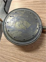 Antique bed warmer pan