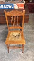 Cane Seat Chair- Cane is Torn