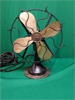 Cold Wave Antique Fan
