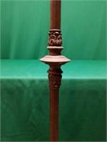 Wrought  Iron Floor Lamp Post