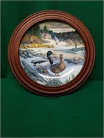 The Mallard & The Pintail Painted Plates