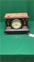 Seth Thomas Mantel Clock With Key