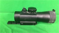Truglo Scope With Mounting Rail