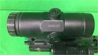 Vortex VMX-3T Scope W/ Mounting Rail