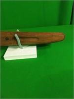 Brown Wood stock