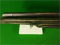 Wood Stock with thumb hole