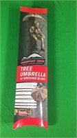 Comfort Zone Tree Umbrella or Ground Blind-New