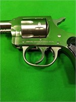 .32 S&W H&R Mod 733 Stainless Steel Revolver