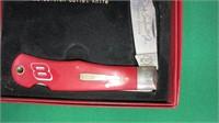 Dale Earnhardt Jr. Remington Bullet Knife